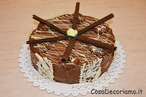 Torte - 35 - Torta al cioccolato