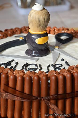 Torte - 43 - Torta barbiere