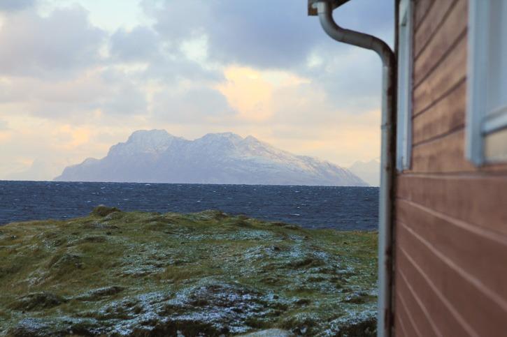 Givaerin saari Pohjois-Norjassa I @SatuVW I Destination Unknown
