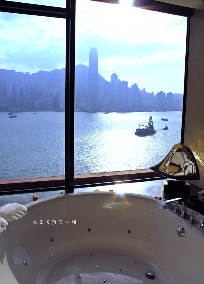 10 洲際酒店 InterContinental 閃躍維港 3D光雕匯演