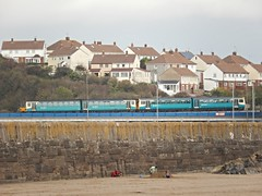 Arrival at Barry Island
