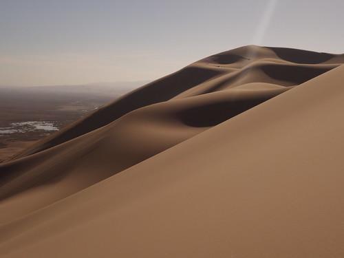 Dune désert de Gobi