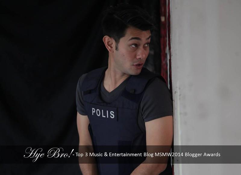 Kaki Kitai Farid Kamil - Inspektor Farid