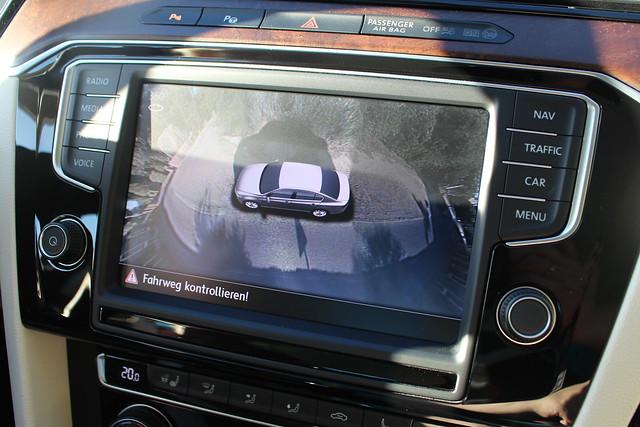 2014-10-23/24 VW Passat 8 Infotainment System