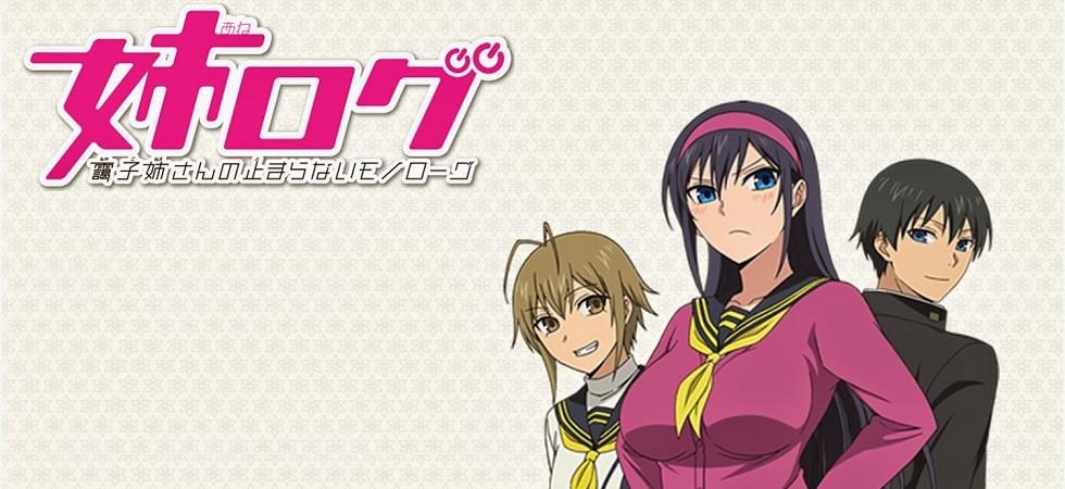 Xem phim Ane Log OVA - Ane Log: Moyako Nee-san no Honpen wo Tobidashite Tomaranai Monologue Vietsub
