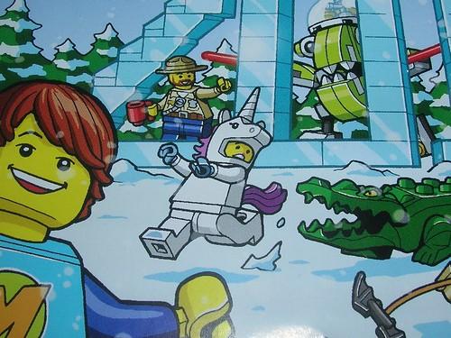 LEGO Unicorn Minifigure 2