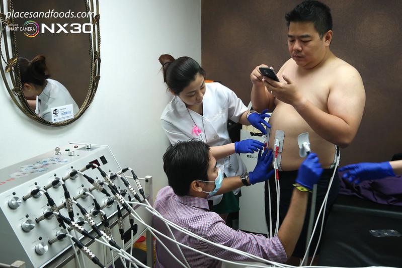 ion magnum mediviron uoa doctor installing gel pads
