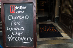 World Cup Recovery