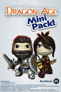 LittleBigPlanet 3: Dragon Age Inquisition