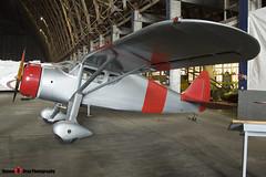 N3779C 7033 - W40-171 - Fairchild GK-1 - Tillamook Air Museum - Tillamook, Oregon - 131025 - Steven Gray - IMG_8013