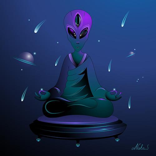 zen extraterrestrial
