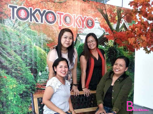 tokyo tokyo autumn affair