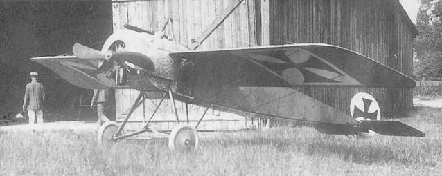 Fokker Scourge