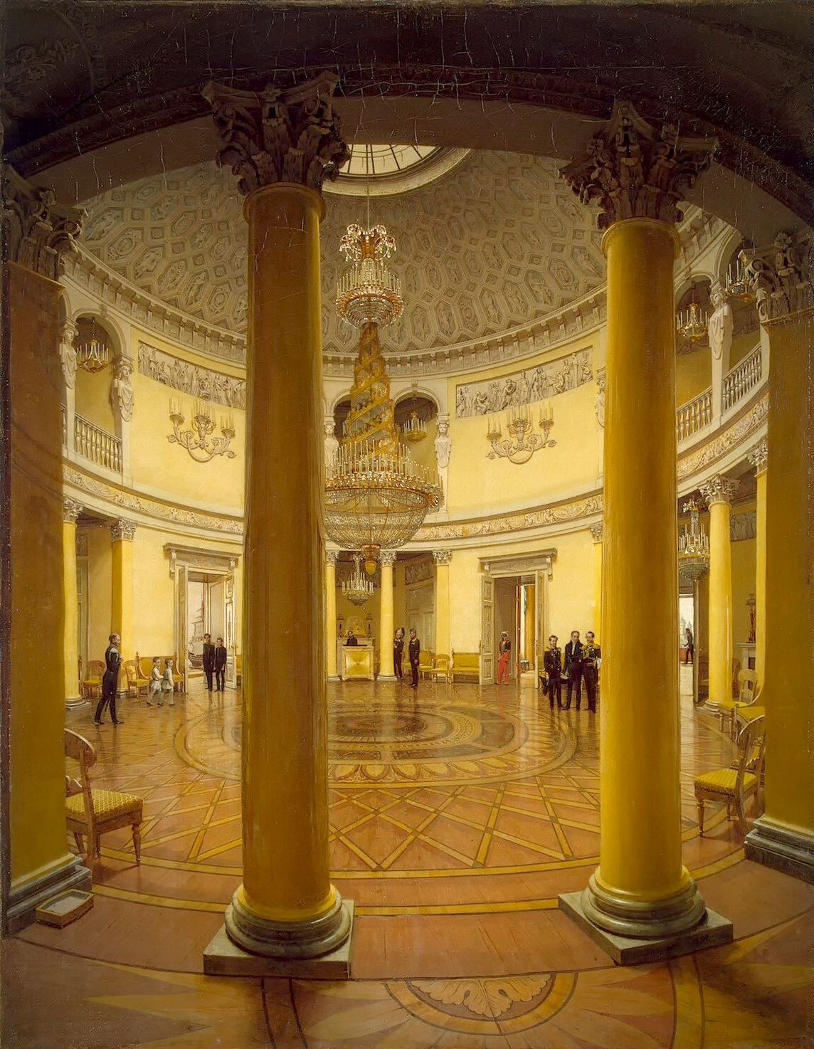 The Rotunda, 1833