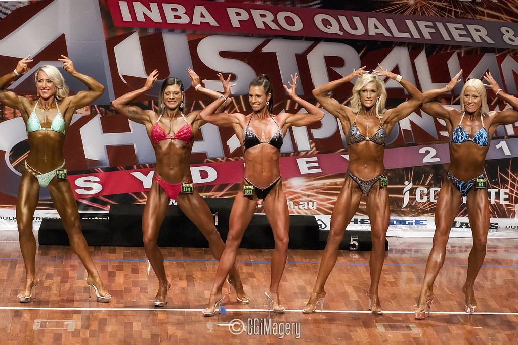 INBA Australian Titles and Pro Qualifier 2016