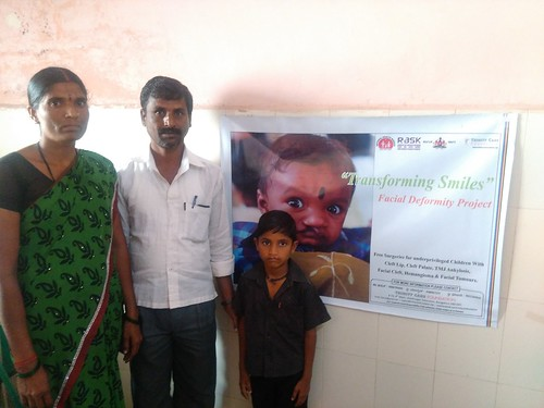 Transforming Smiles in Kustagi