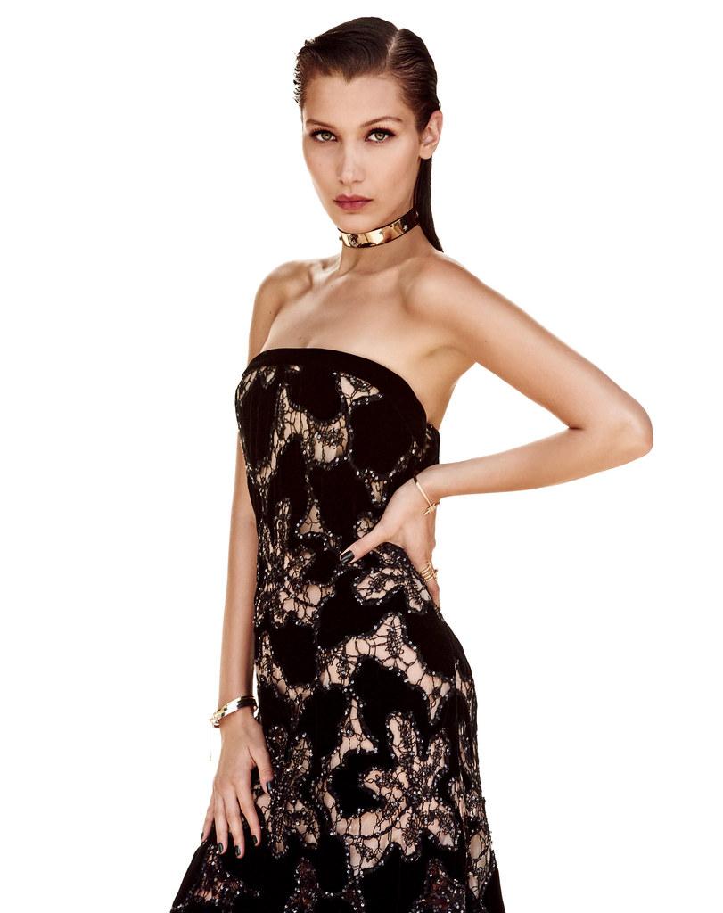 Белла Хадид — Фотосессия для «Vogue» JP 2016 – 3