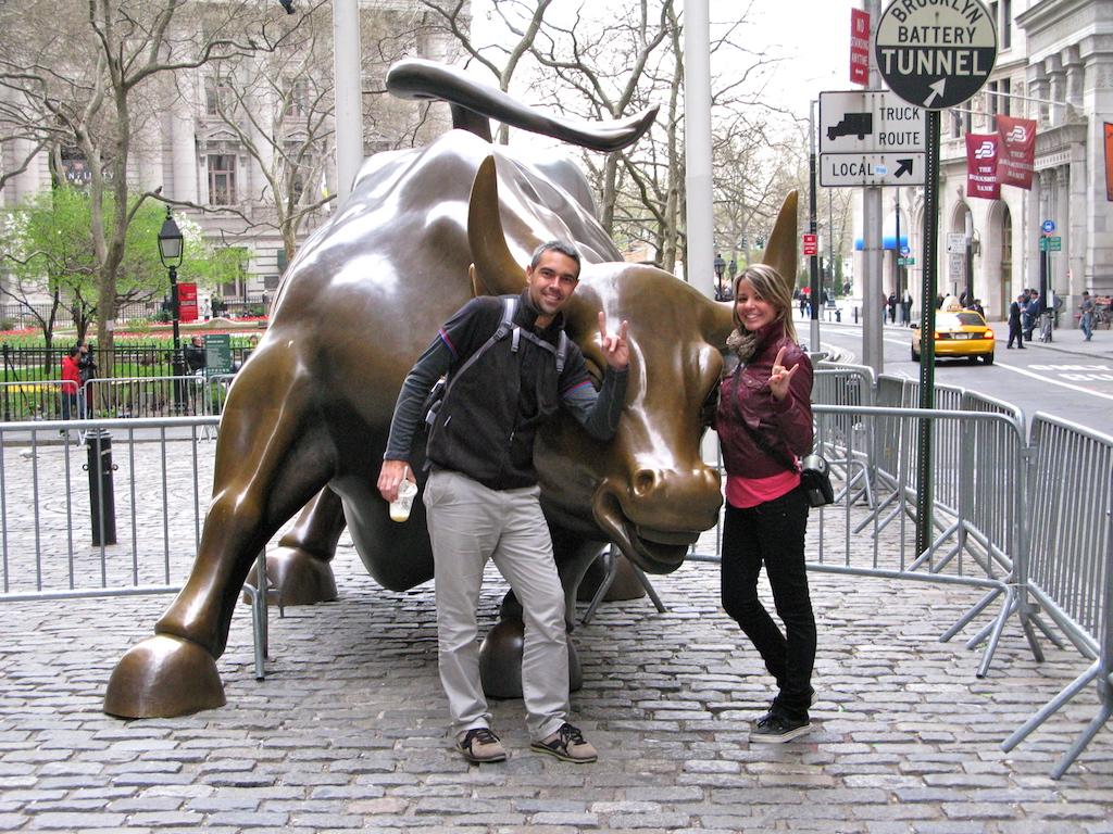Toro de Nueva York