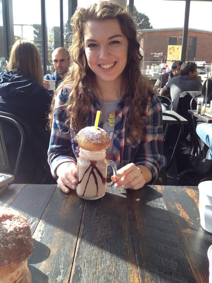 Jugan, Ashleigh; Sydney, Australia - Papers and Milkshakes
