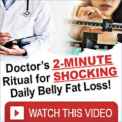 He lost 39 pounds of belly fat and completely transformed his health...