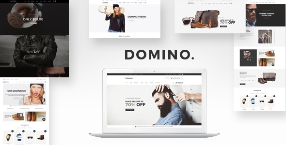 Domino v1.0 - Fashion Responsive Opencart Theme
