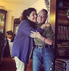 #mothers #Hatem and #Emily #family #turkishitalian #ailem l-r Motherinlaw and #mom