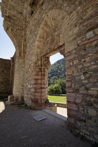 Abbaye d'Aulps 09