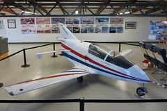 Bede BD-5J Microjet @ Santa Monica Museum of Flying 26th July 2015
