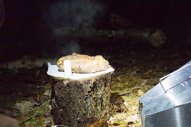 Kalveculotte til aftensmad