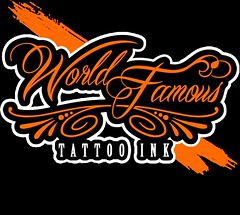 World Famous Tattoo Ink | No Limits Sponsor