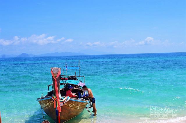 Sur de Tailandia