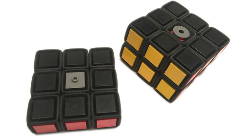 Rubiks Cube LEGO Zauberwürfel (How 2 do)