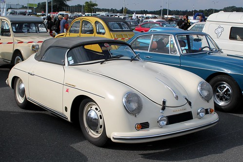 Porsche 356 Speedster Reuter