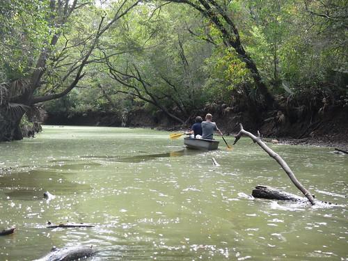 Canoe, ahoy!