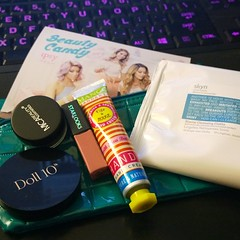 October @ipsy. #BeautyCandy #ipsy