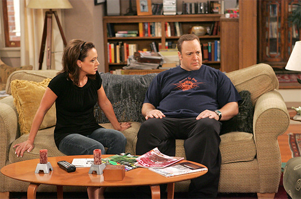 King of queens house interior