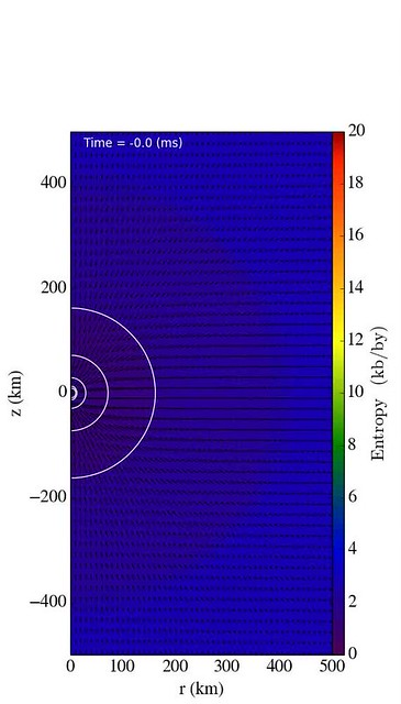 2D Core-Collapse Supernova Simulation with IDSA for neutrino transport