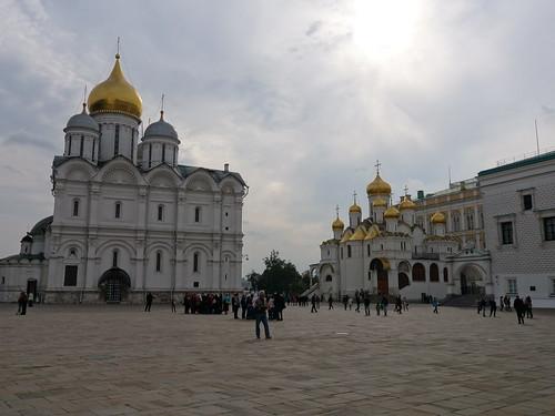 Les églises du Kremlin