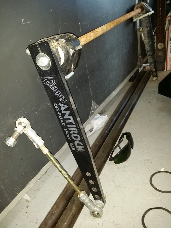C B A C on Sway Bar Link Kit