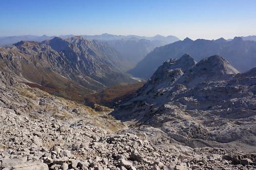 mountain view albania pogled albanija planina prokletije albanianmountains majajezerce mtprokletije albanskeplanine