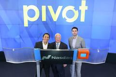 Nasdaq Closing Bell (@Pivotcon)