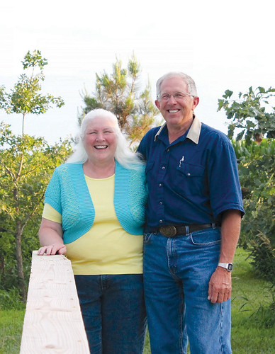 David and Sharon Stephens from Malta Bend, Missouri, 2014 Pork Industry Environmental Stewards. In addition to numerous farm evaluations, all applicants wrote an essay on environmental stewardship and how they implement innovative ideas to safeguard and protect the environment. Photo Courtesy of the National Pork Board
