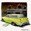 Wagon Wednesday: A phantom Olds custom from the way-back folder. Drew this for Rod and Custom Magazine back in '07... #drawingcars #rendering #illustration #oldsmobile #phantom #wagon #custom