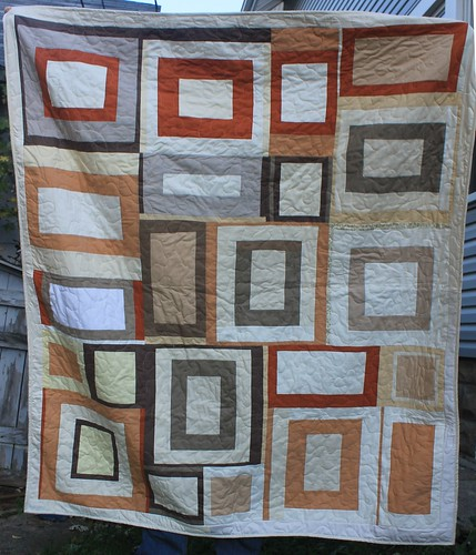 Wedding Guestbook Signature Quilt