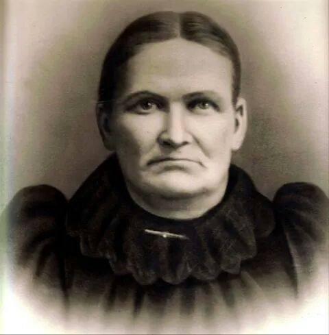 Elizabeth SCOTT Holston 1843-1906