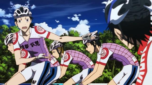 Yowamushi Pedal ep 34 - image 02