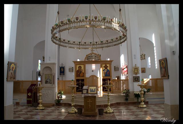 Iglesia ortodoxa rusa de Madrid