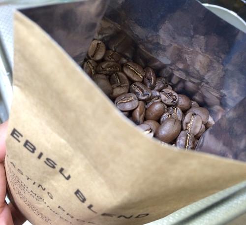 猿田彦珈琲の恵比寿ブレンド コーヒー豆