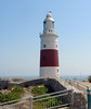 Lighthouse; Europa Point, Gibraltar [Lou Feltz]