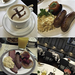 Breakfast at The Langham (Langnau restaurant)